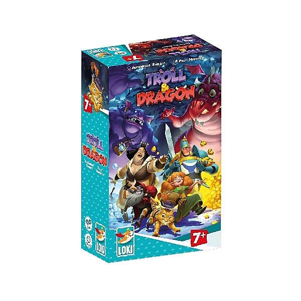 Troll & Dragon (Spiel), HUCH!
