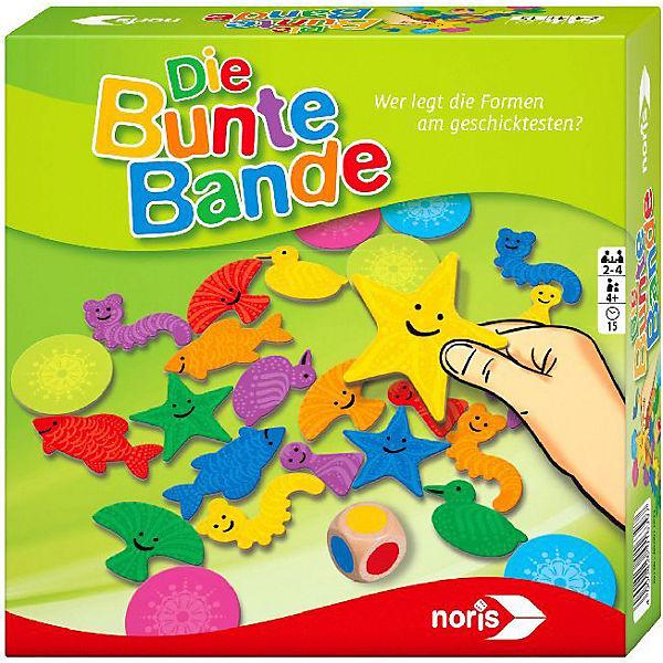 Die bunte Bande (Kinderspiel), Noris