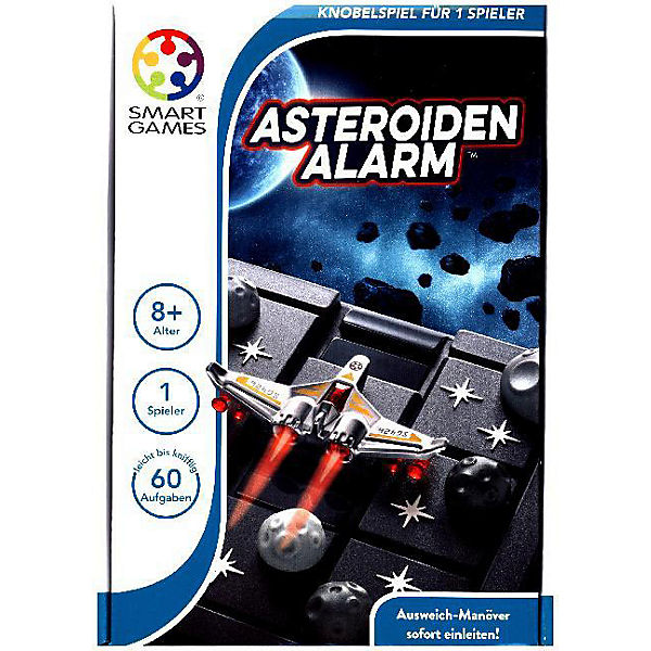 Asteroiden Alarm (Spiel), Smart Games