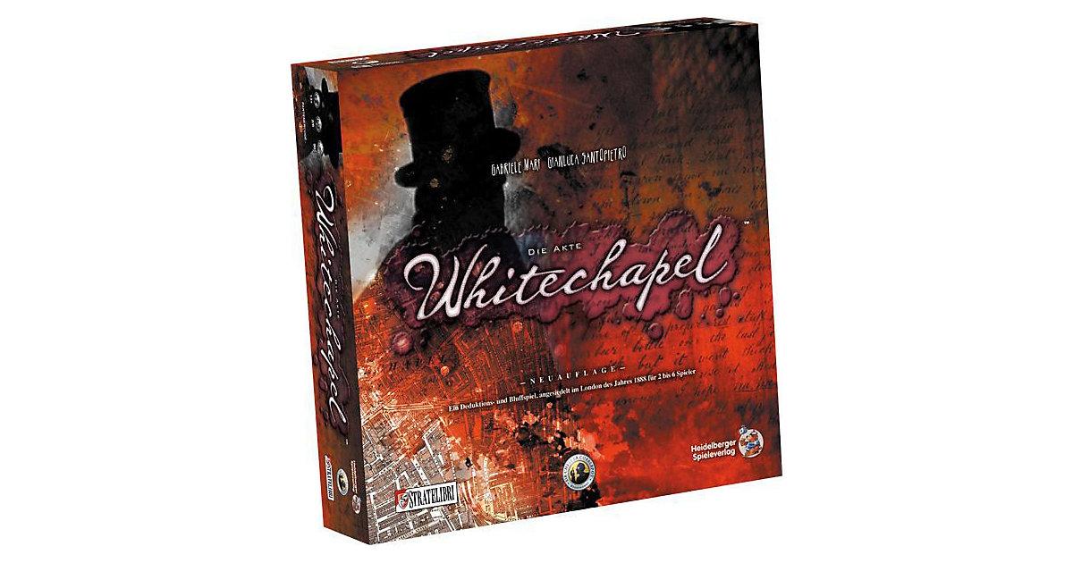 Asmodee · Die Akte Whitechapel (Spiel)