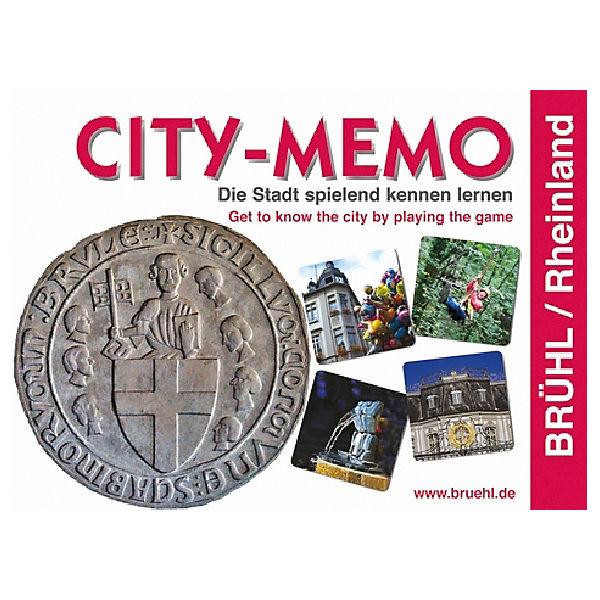 City-Memo, Brühl / Rheinland (Spiel),