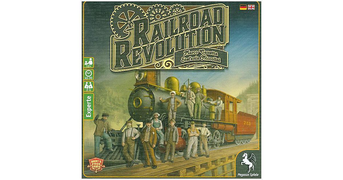 Pegasus · Railroad Revolution (Spiel)