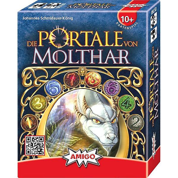 Die Portale von Molthar (Kartenspiel), Amigo