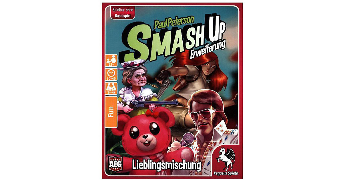 Smash Up: Lieblingsmischung (Spiel)