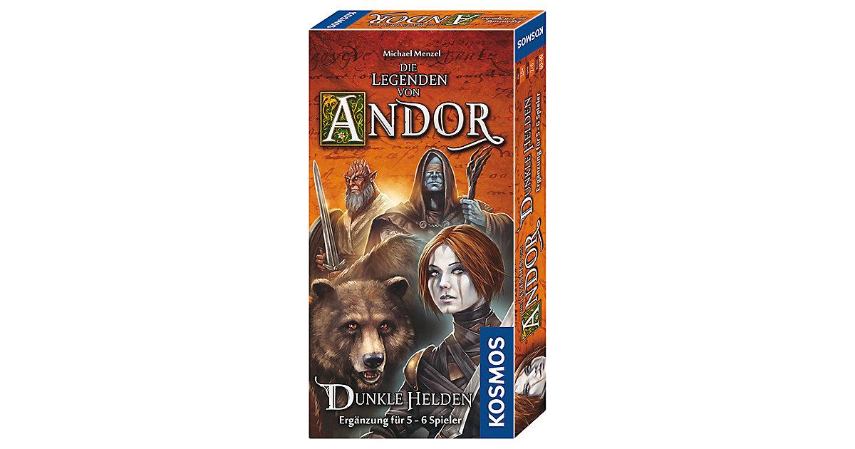 Die Legenden von Andor - Dunkle Helden - Ergänzung 5-6 (Spiel-Zubehör)