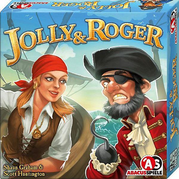 Jolly & Roger (Spiel), Abacusspiele