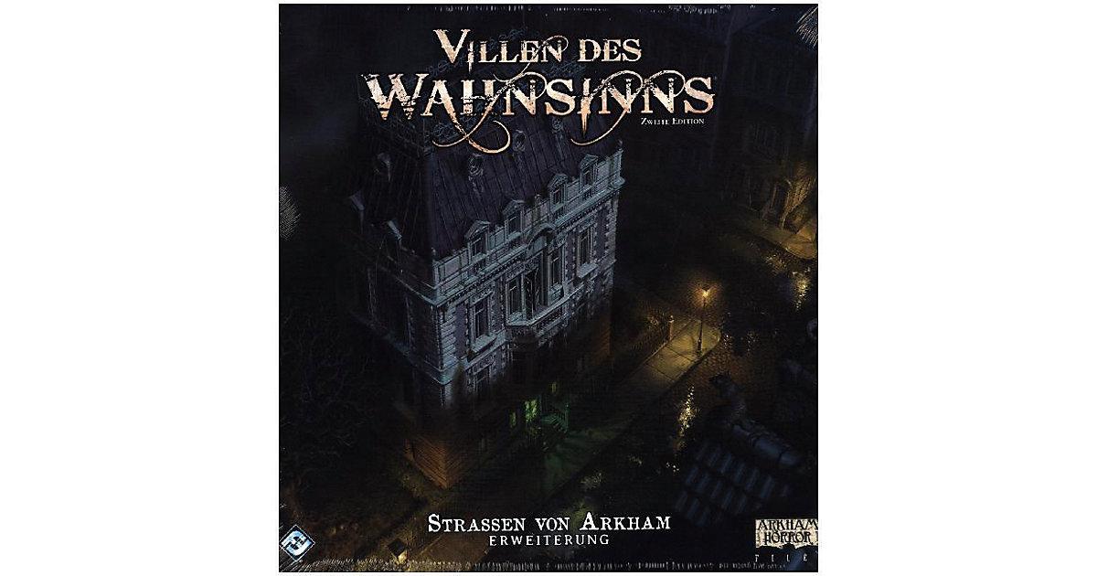 Asmodee · Villen des Wahnsinns, Strassen von Arkham (Spiel-Zubehör)