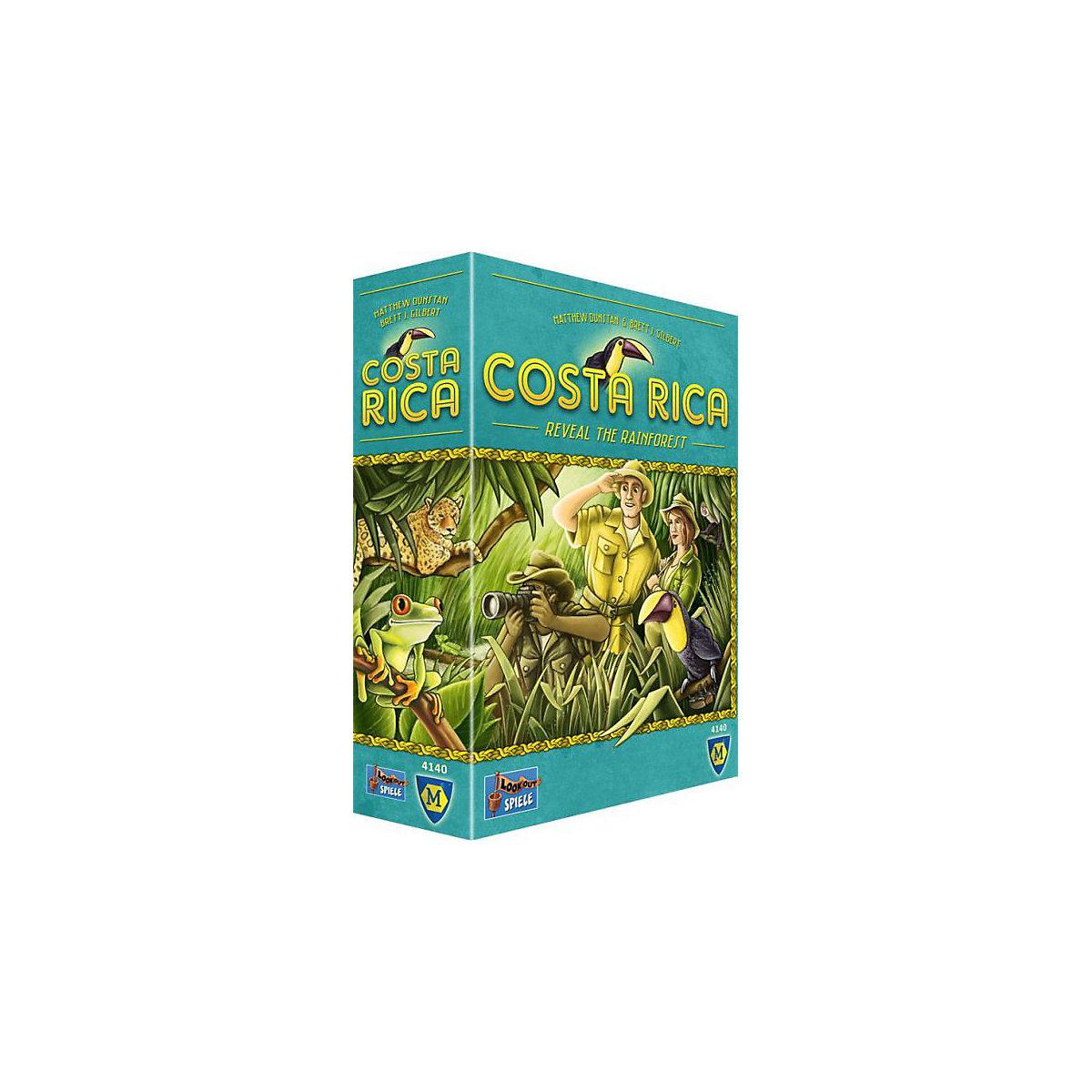 Costa Rica Spiel