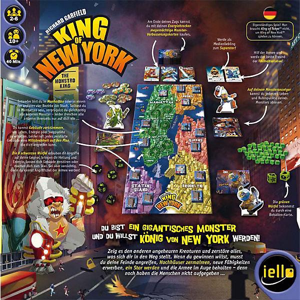 King of New York (Spiel), HUCH! FG5hH9