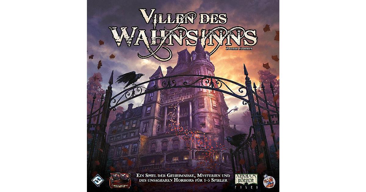 Asmodee · Villen des Wahnsinns 2. Edition (Spiel)