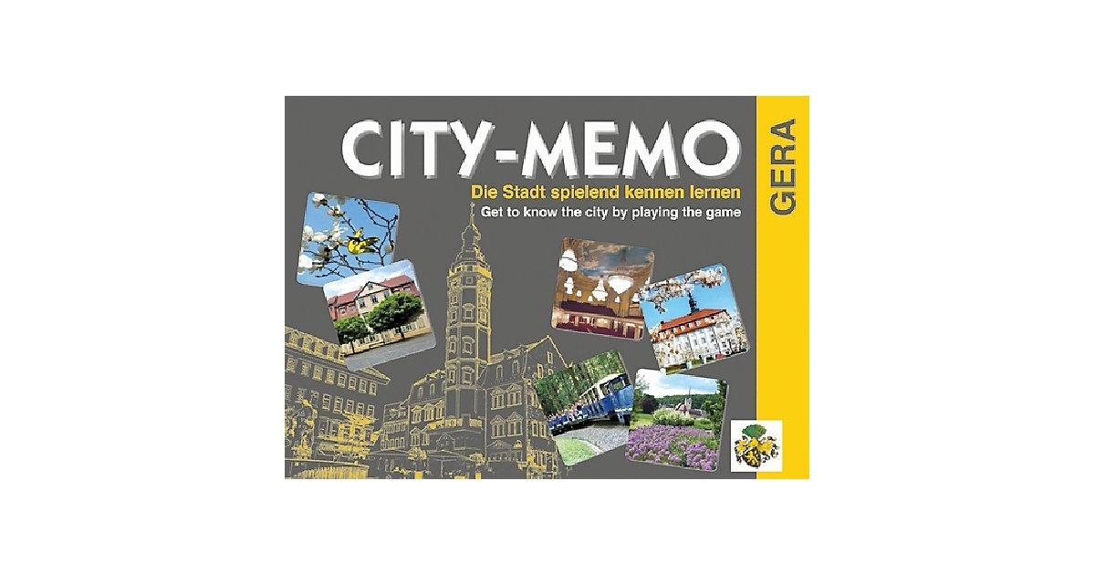 City-Memo, Gera (Spiel)