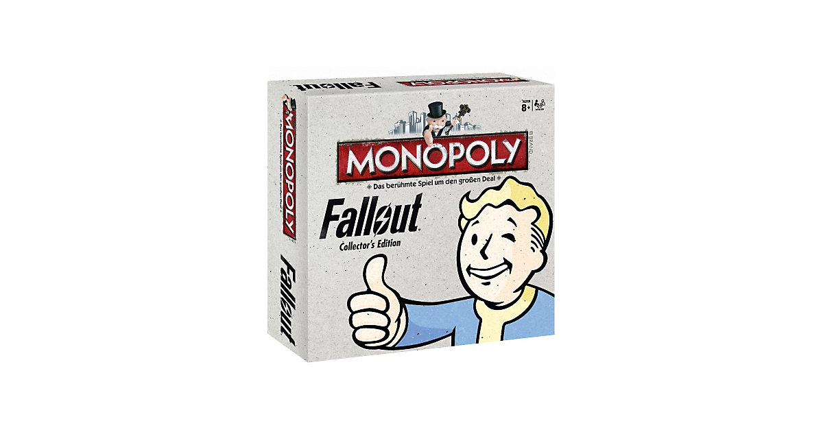 Winning Moves · Monopoly, Fallout Collector´s Edition (Spiel)