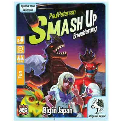 Smash Up, Big in Japan (Kartenspiel)