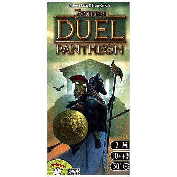 7 Wonders Duel, Pantheon (Spiel-Zubehör), Asmodee