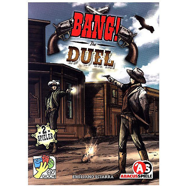 BANG! The Duel (Spiel), Abacusspiele