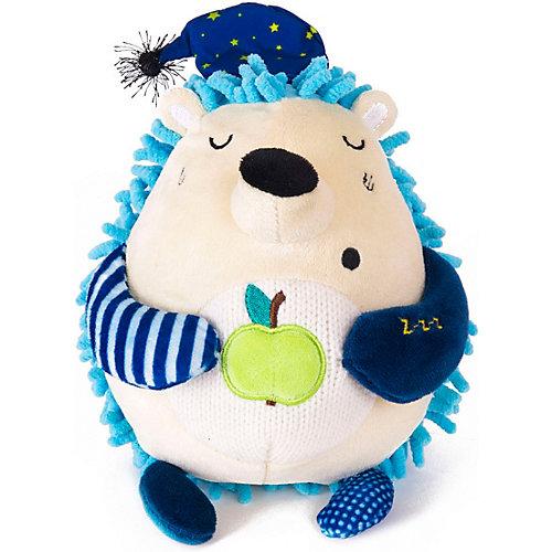 """Мягкая игрушка Gulliver """"Кофейная"""" Ёжик Соня, 15 см от Gulliver"""