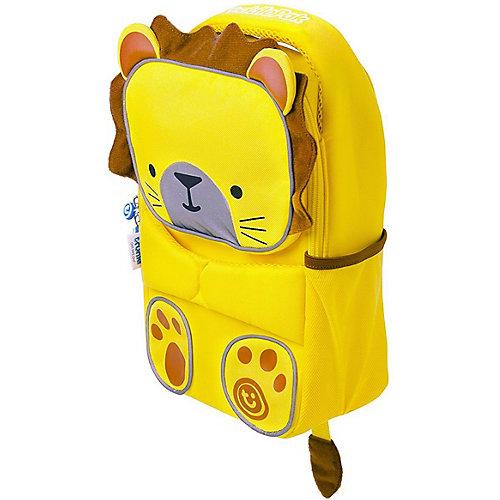 Рюкзак детский Toddlepak Львенок - желтый от TRUNKI