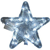 """Электрическая верхушка на ёлку Новогодняя сказка"""" """"Звезда"""", 22 см"""