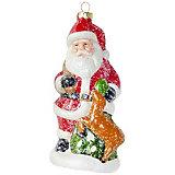 """Украшение на ёлку Новогодняя сказка """"Дед Мороз"""", 13,5 см"""