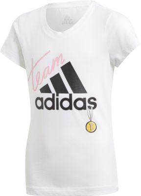 adidas Mädchen Shirt YG C Core Tee Streetwear Shirts