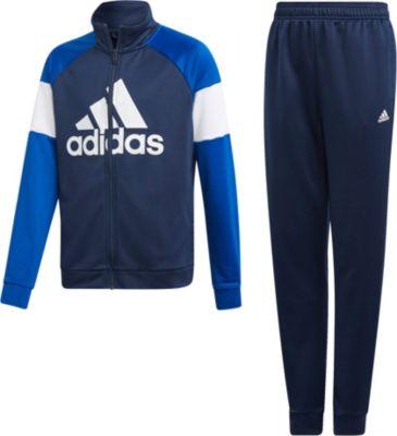 adidas Jungen Yb Ts Wv Trainingsanzug Sport & Freizeit Sport
