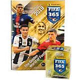 """Альбом Panini """"FIFA 365-2019™"""" и бокс с наклейками, 50 пакетиков"""