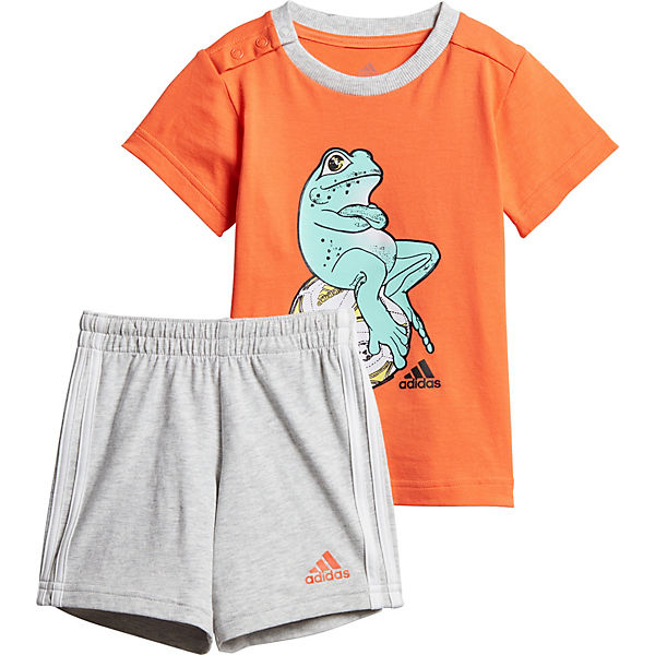 Baby Sommer Set ANIMAL für Jungen: T-Shirt + Shorts
