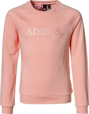 Sweatshirt E Lin Sweat für Mädchen, adidas Performance