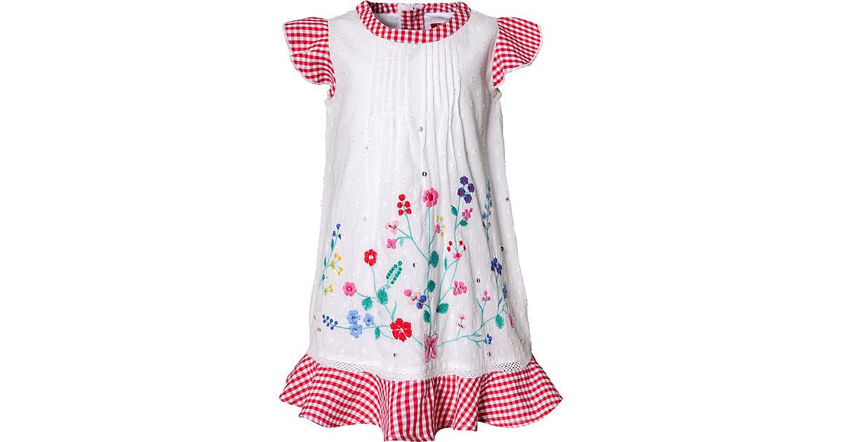 Baby Kleid weiß Gr. 74 Mädchen Baby