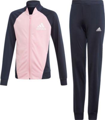 Jogginganzug PES TS für Mädchen, adidas Performance