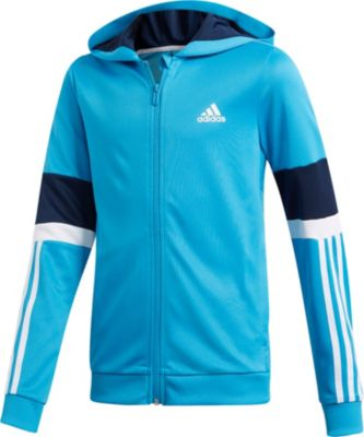Trainingsjacke TR EQ FZ für Jungen, adidas Performance