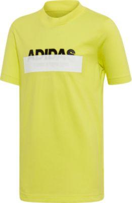 T Shirt ID LIN für Jungen, adidas Performance