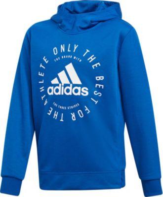 Sweatshirt mit Kapuze SID PO für Jungen, adidas Performance