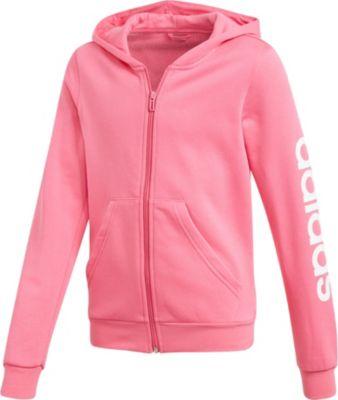 Sweatjacken von adidas in rosa im Online Shop von