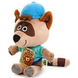 "Мягкая игрушка Мульти-пульти ""Ми-ми-мишки"" Енот Саня, 20 см"