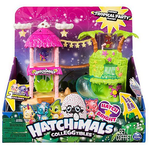 """Игровой набор Spin Master Hatchimals """"Тропический остров"""" от Spin Master"""