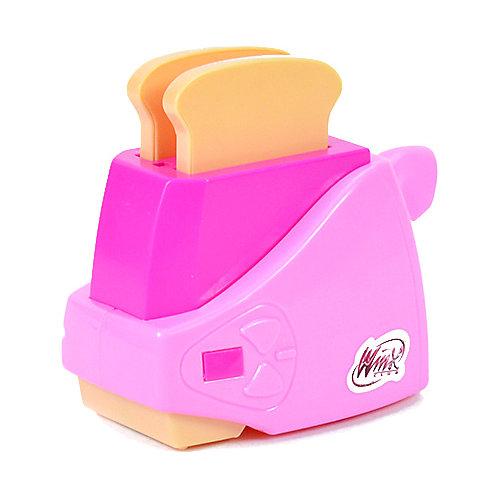 """Игровой набор Winx Club """"Бытовая техника"""" Кофеварка, тостер и мультиварка от Winx Club"""