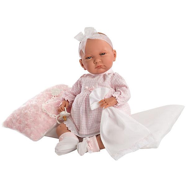 Кукла Llorens Лала, 42 см, озвученная