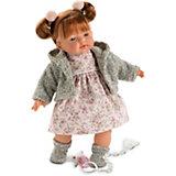 Кукла Llorens Алиса, 33 см, озвученная