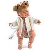 Кукла Llorens Ирина, 42 см, озвученная