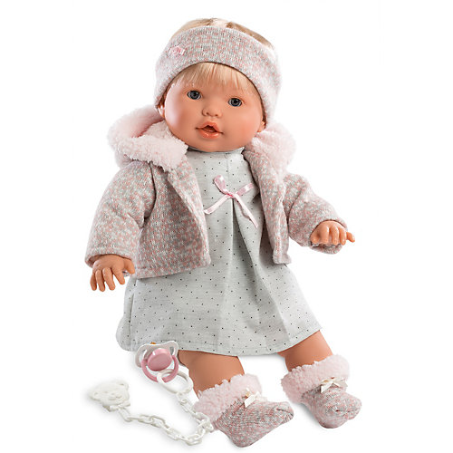 Кукла Llorens Ника 48 см, озвученная от Llorens