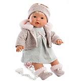 Кукла Llorens Ника 48 см, озвученная