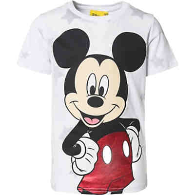 05efc7b6e6 Disney Mickey Mouse & friends T-Shirt mit Kapuze für Jungen, Disney ...