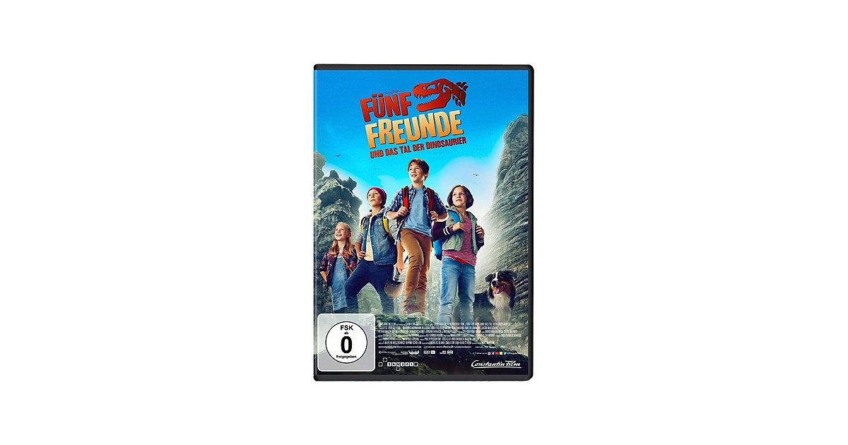 DVD Fünf Freunde und das Tal der Dinosaurier Hörbuch