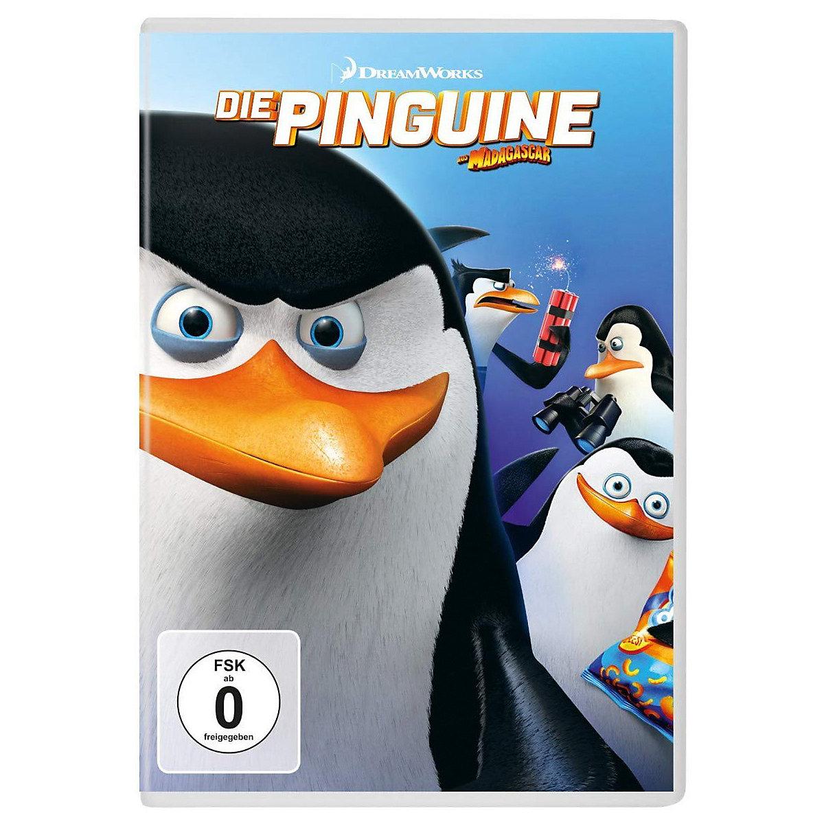 dvd die pinguine aus madagascar madagascar  mytoys