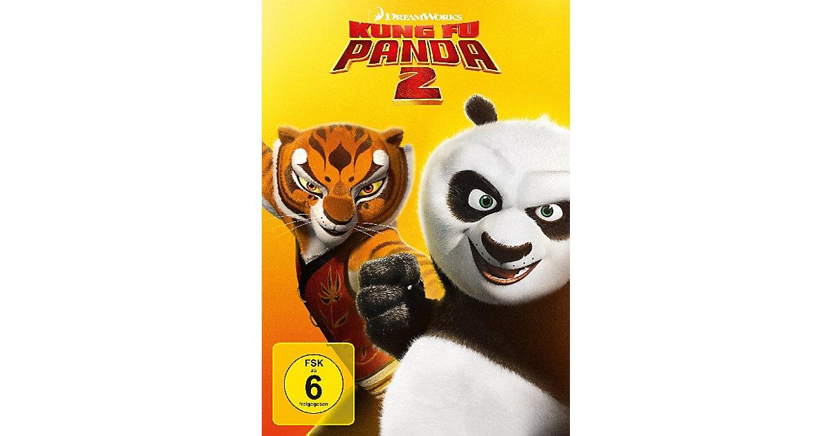 DVD Kung Fu Panda 2 Hörbuch