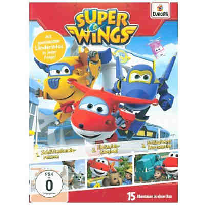 DVD Super Wings - 3er Box 2