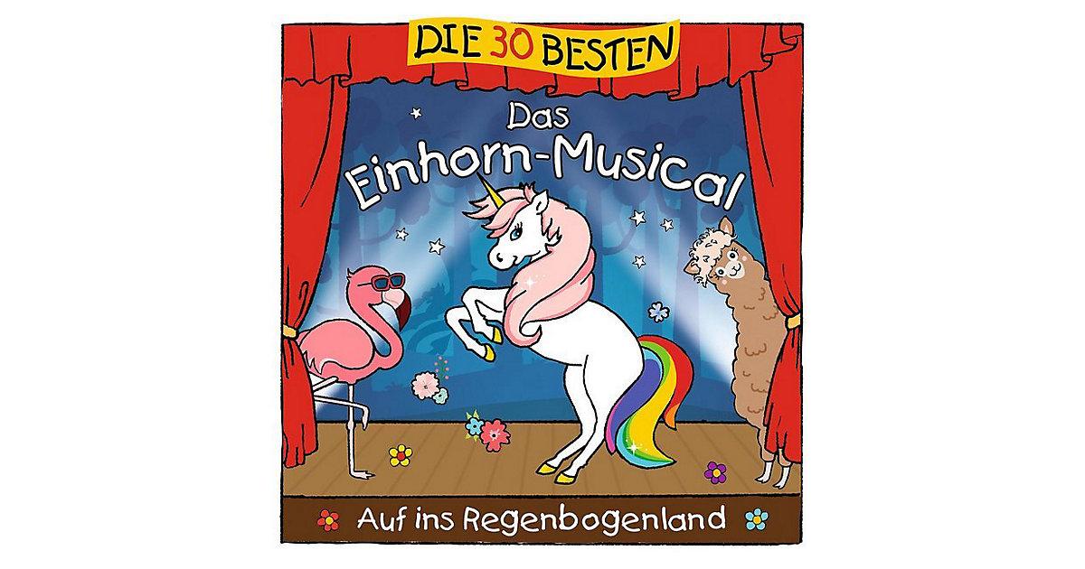 CD Die 30 Besten: Das Einhorn-Musical ´´Auf ins...