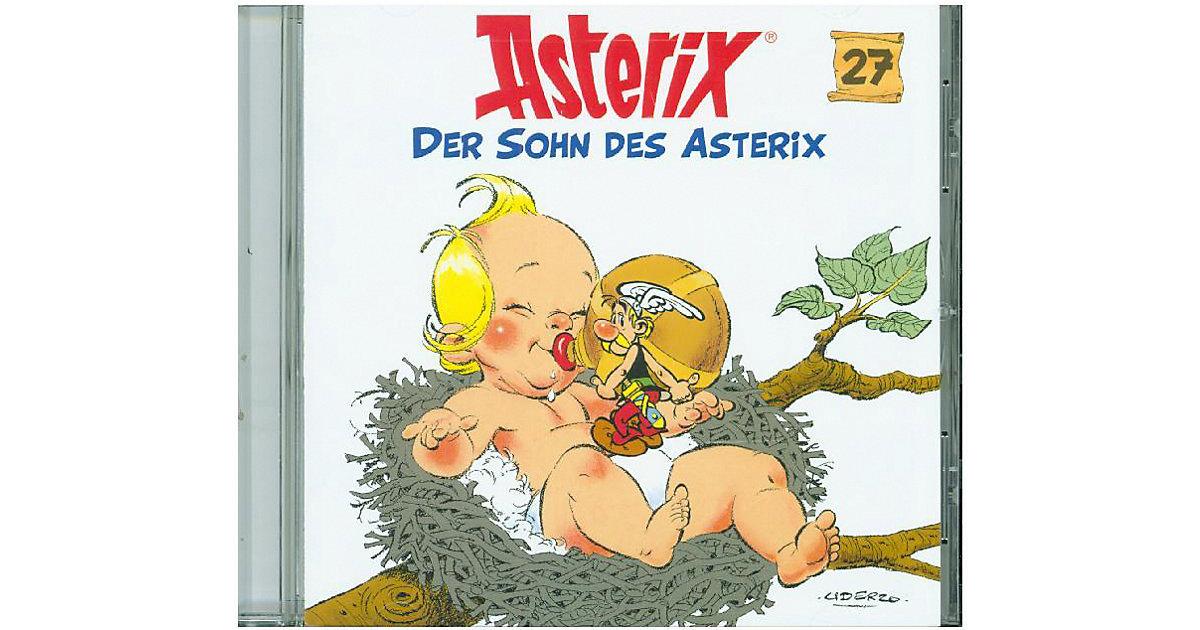 CD Asterix 27 - Der Sohn des Asterix