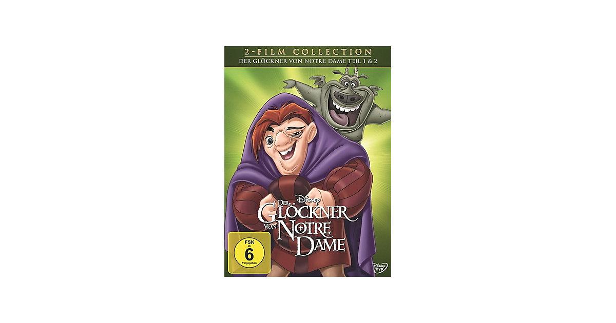 DVD Der Glöckner von Notre Dame 1+2